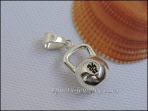 kettlebell jewellery