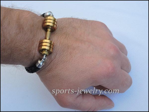 Bodybuilding bracelets Fitness gift