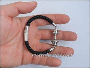 Bodybuilding bracelets Sports gift for girls