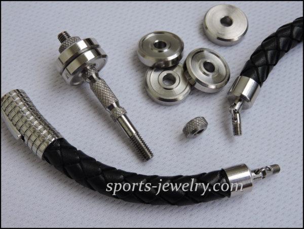 Bodybuilding bracelets Sports gifts