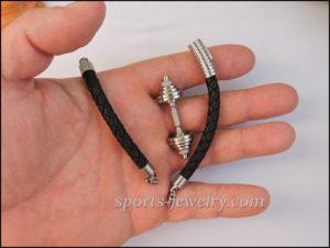 Crossfit bracelet Gym gifts for men