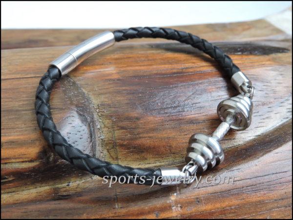 Crossfit bracelet Sports gift for boy