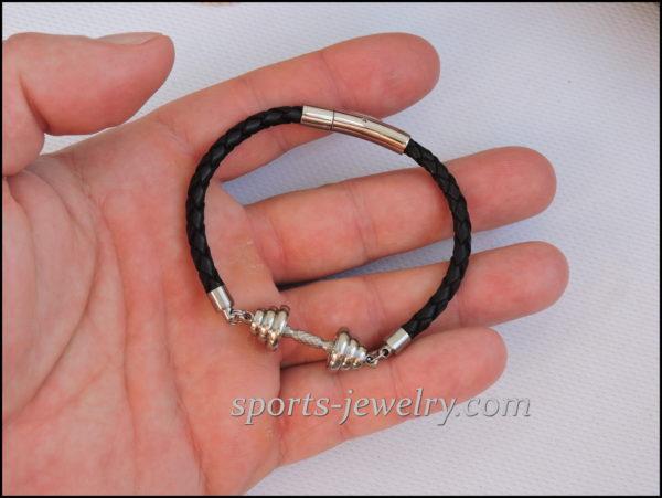 Crossfit bracelet Sports gift for girls