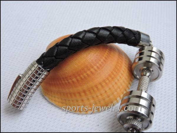 Dumbbell bracelet Fitness gift