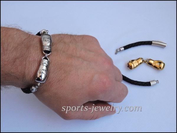 Fighter bracelet Boxer gift ideas