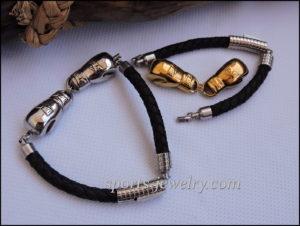 Fighter bracelet Gift for a boxer