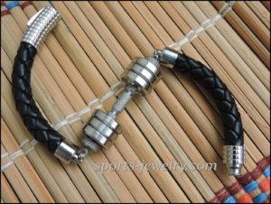 Gym bracelet