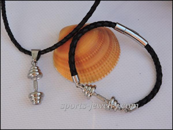 Powerlifting bracelet Fitness motivation