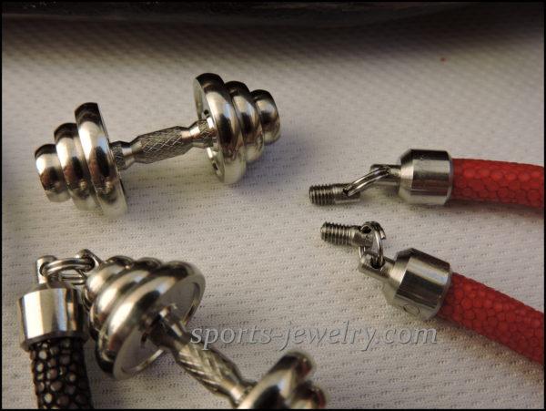 Stingray leather bracelet image buy