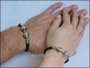 Sports lovers bracelet