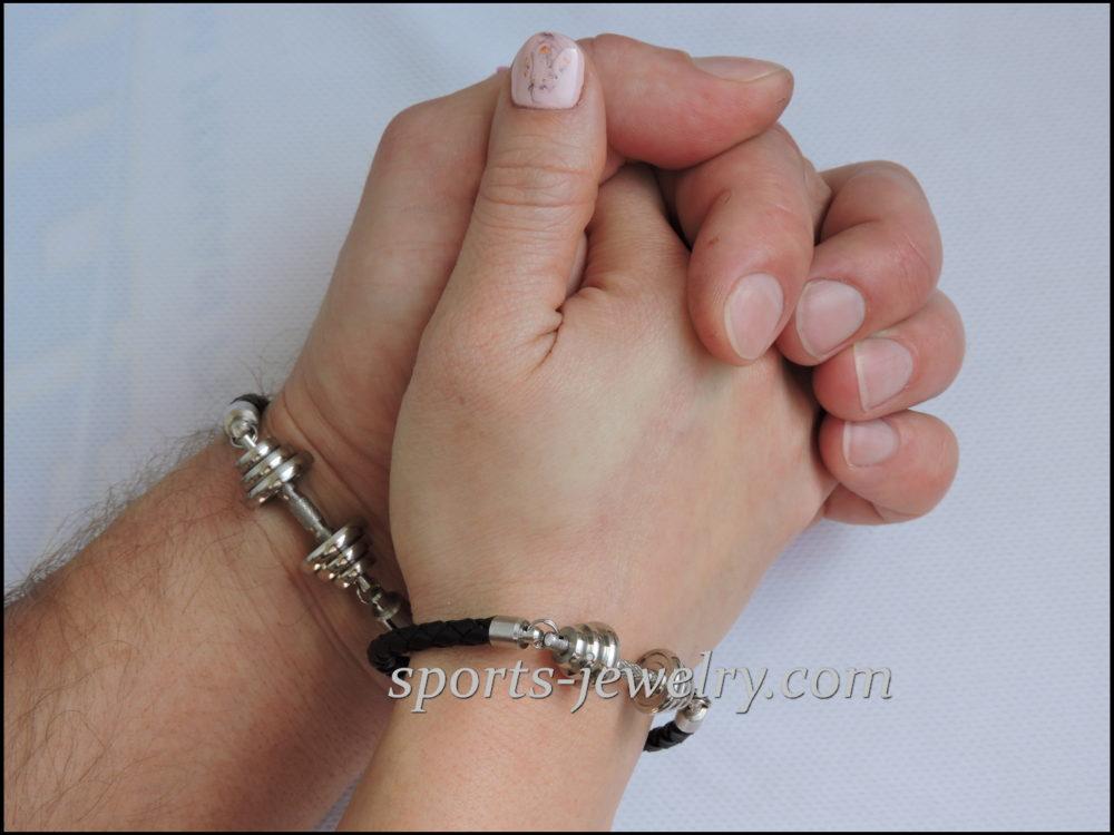 Sports lovers bracelet Sport jewelry