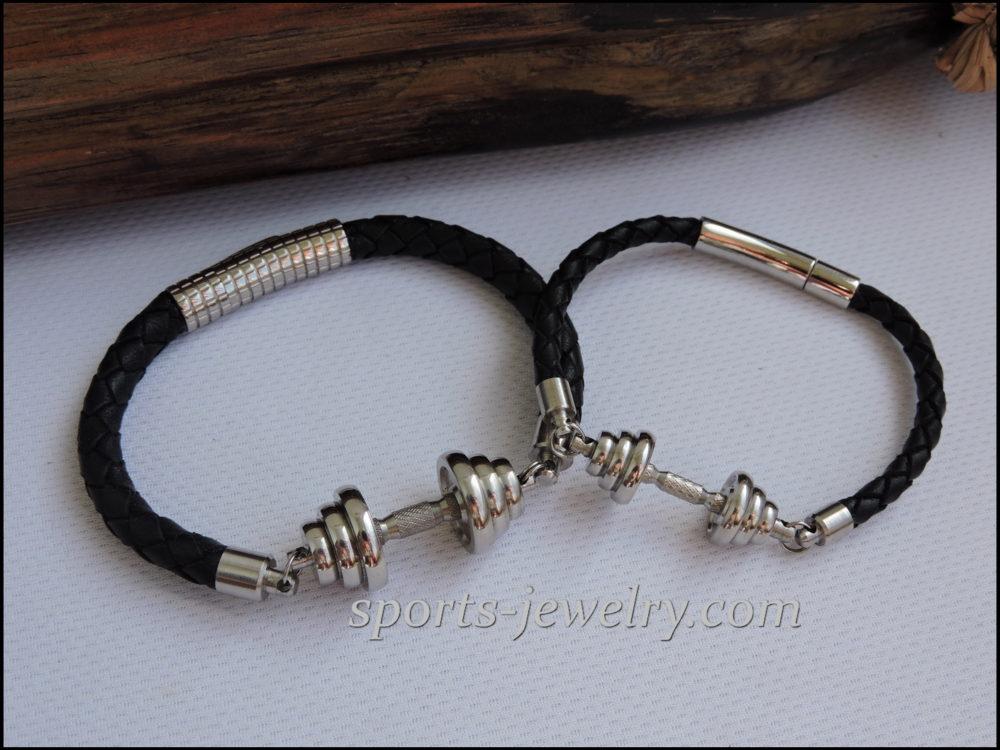 Sports lovers bracelet image
