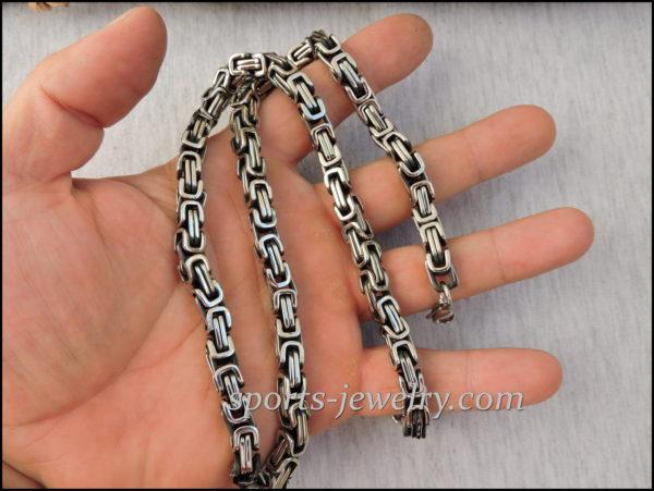 Byzantine necklace Photo