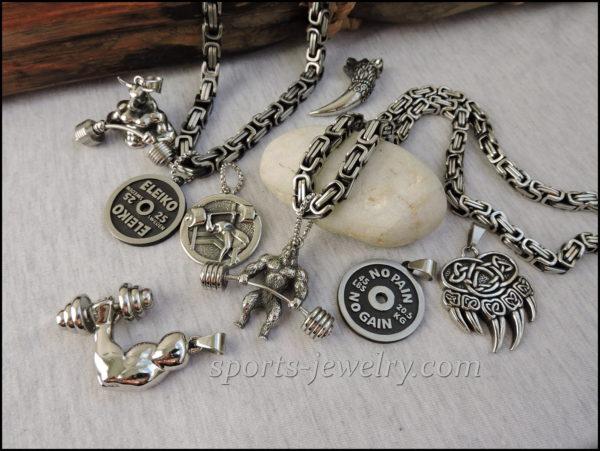 Byzantine necklace chain Gift coach Photo 04