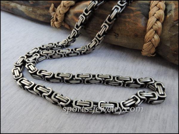Byzantine necklace chain Photo