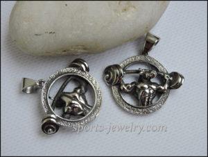 Gift coach Fitness jewelry bracelet