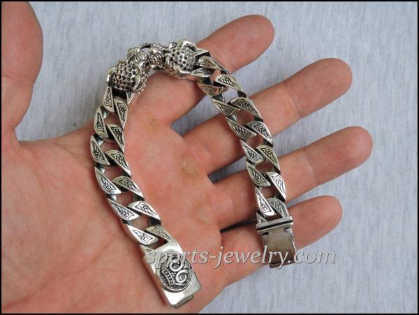 Leopard bracelet Photo
