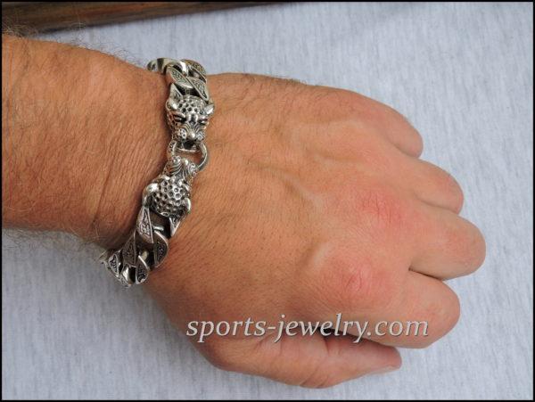 Photo Leopard bracelet