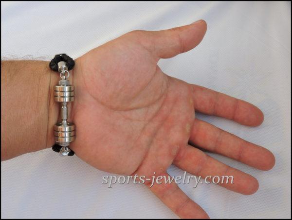 Thor's hammer bracelet Stainless steel Sport jewelry
