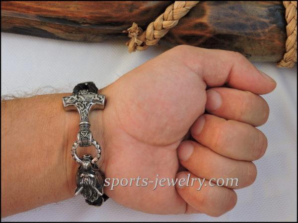 Thor's hammer bracelet buy