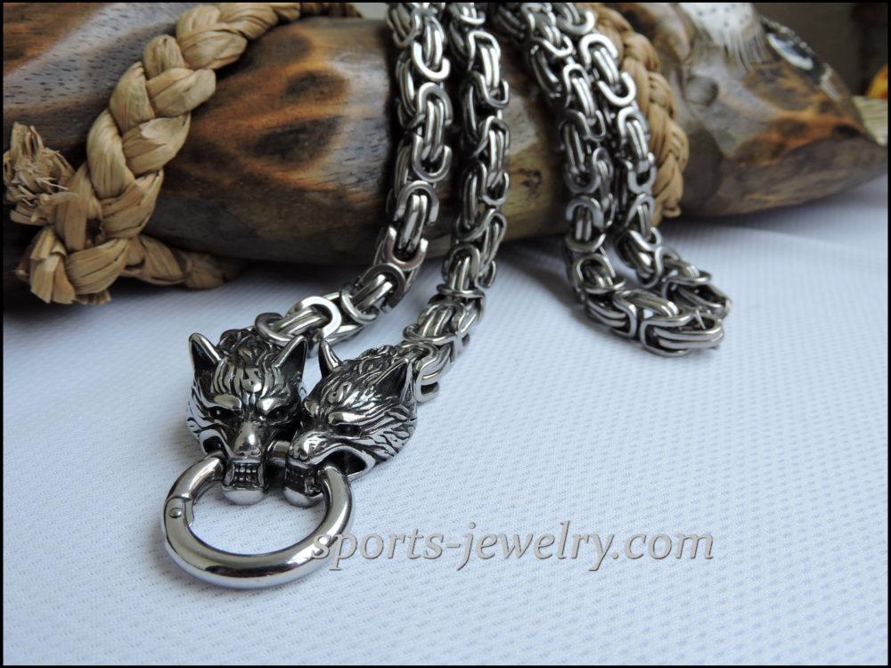 Wolf chain