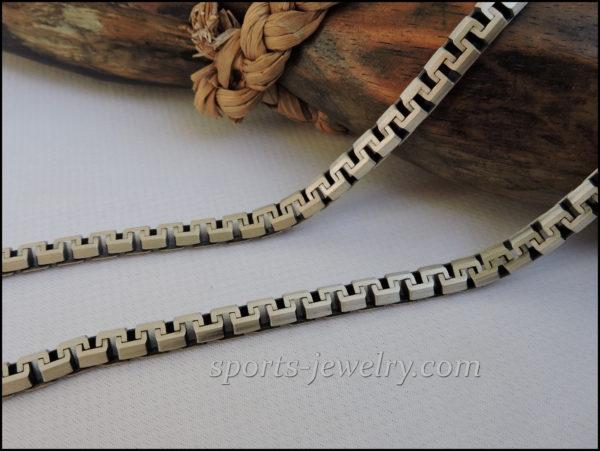 Silver Italian chain buy